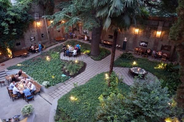 Трендовые рестораны Грузии